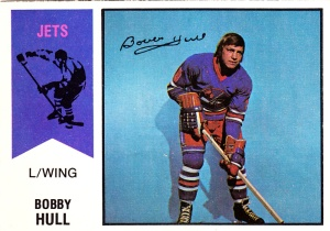 1974-75 OPC WHA Bobby Hull