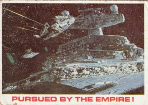 1980 Burger King Empire Strikes Back Pursued By The Empire