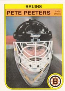 1982-83 OPC Pete Peeters