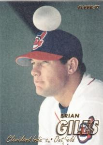 1997 Fleer Brian Giles
