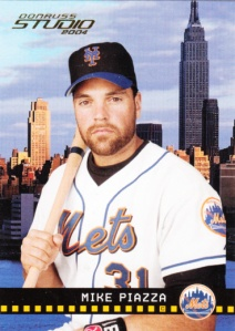 2004 Studio Mike Piazza