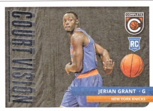 2015-16 Panini Complete Court Vision Jerian Grant