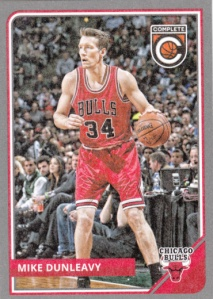 2015-16 Panini Complete Silver Mike Dunleavy