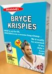 Bryce Krispies Cereal Box