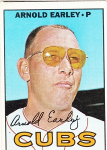 1967 Topps Arnold Earley