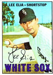 1967 Topps Lee Elia