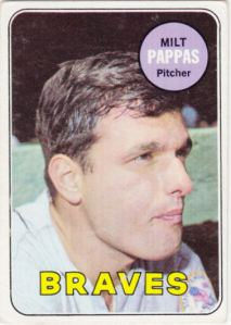 1969 Topps Milt Pappas