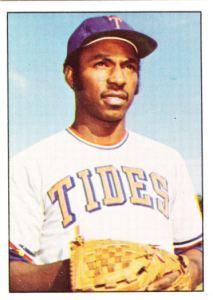 1978 TCMA Tidewater Tides Roy Lee Jackson