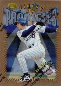 1996 Topps Finest Rey Ordonez