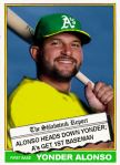 2015-16 TSR Hot Stove 76-T2z Yonder Alonso Corrected