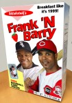 Frank 'N Barry Cereal Box