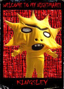 Nightmare #3 - Kingsley