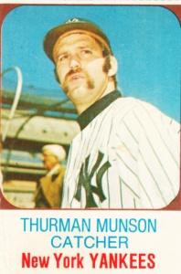1975 Hostess Thurman Munson