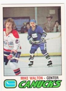 1977-78 OPC Mike Walton