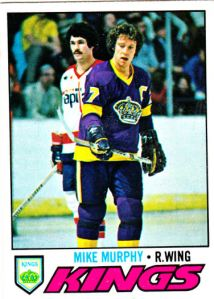 1977-78 Topps Mike Murphy