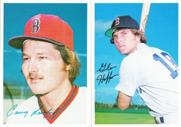 1981 Topps 5x7 Lansford Hoffman