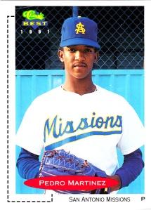 1991 Classic Best Pedro Martinez