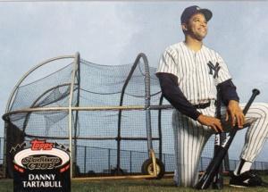 1992 Stadium Club Danny Tartabull