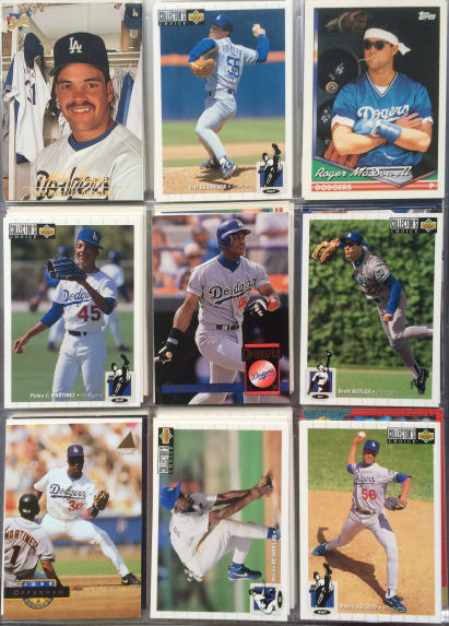 1994 Frankenset Dodgers Page 1 Jan 16