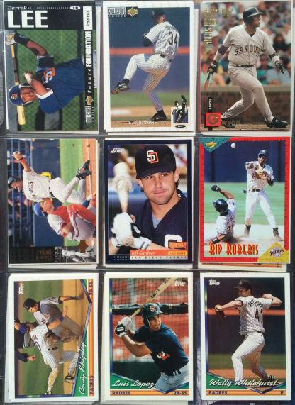 1994 Frankenset Padres Page 1 Jan 16