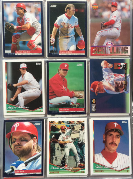1994 Frankenset Phillies Page 1 Jan 16