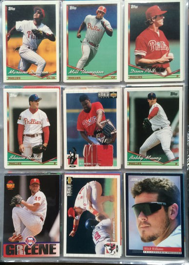 1994 Frankenset Phillies Page 3 Mar 16