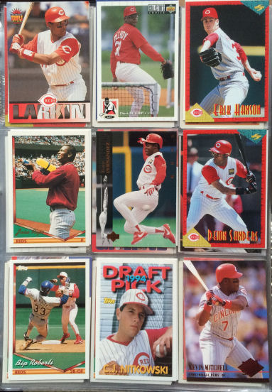 1994 Frankenset Reds Page 1 Jan 16