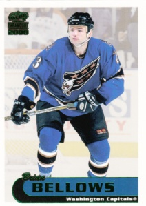 2000 Pacific Paramount Hockey Brian Bellows