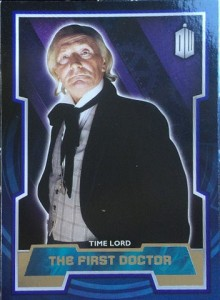 2015 Topps Doctor Who The First Doctor