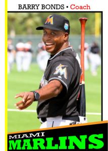 2016 TSR #36 - Barry Bonds
