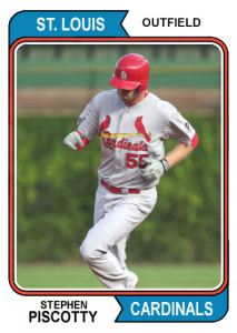 2016 TSRchives 74T-4 Stephen Piscotty