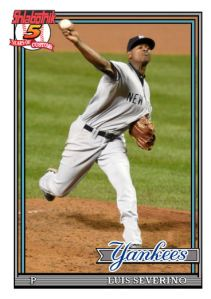 2016 TSRchives 91T-2b Luis Severino