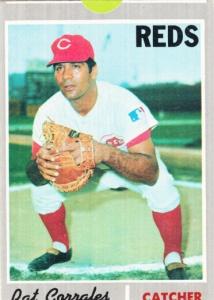 1970 Topps Pat Corrales