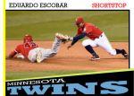 2016 TSR #52 - Eduardo Escobar