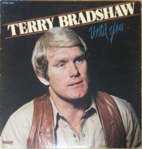 Terry Bradshaw - Until You - Front
