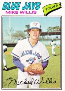 1977 OPC Mike Willis