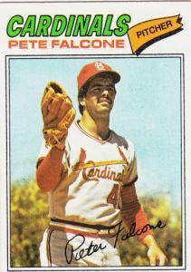 1977 Topps Pete Falcone