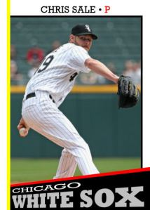 2016 TSR #110 - Chris Sale