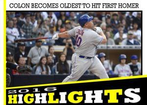2016 TSR #61 - Colon Highlight