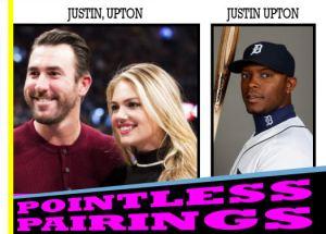 2016 TSR PP-2 Justin Upton Justin Upton
