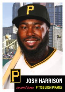 2016 TSRchives 53T-4 Josh Harrison