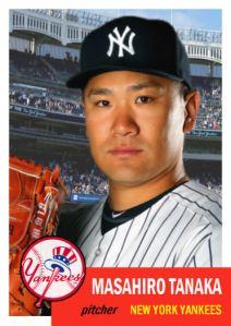 2016 TSRchives 53T-5 Masahiro Tanaka