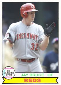 2016 TSRchives 79T-4 Jay Bruce