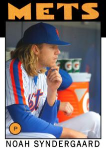 2016 TSRchives 86T-3 Noah Syndergaard