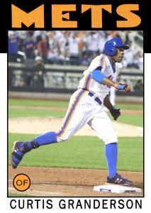 2016 TSRchives 86T-4 Curtis Granderson