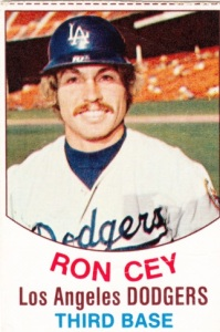 1977 Hostess Ron Cey