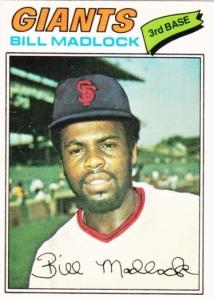 1977 OPC Bill Madlock