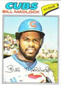 1977 Topps Bill Madlock