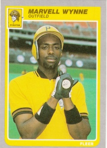1985 Fleer Marvell Wynne