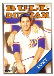 2016 Topps Archives Bull Durham Tony